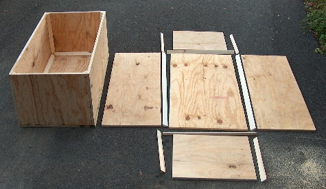 Simple Free Plans For Wooden Toy Garage  Woodworking Expert Projects